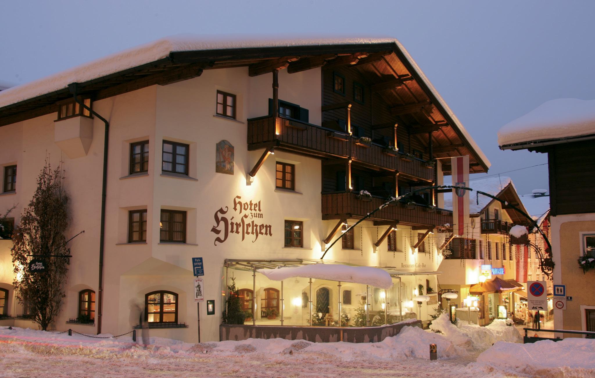 Hotel Hirschen Zell Am See